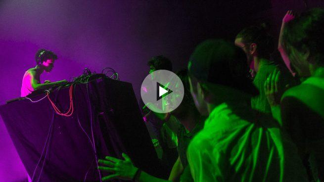 El festival She Makes Noise se celebrño por tercer año consecutivo. Foto: Patricia Nieto Madroñero