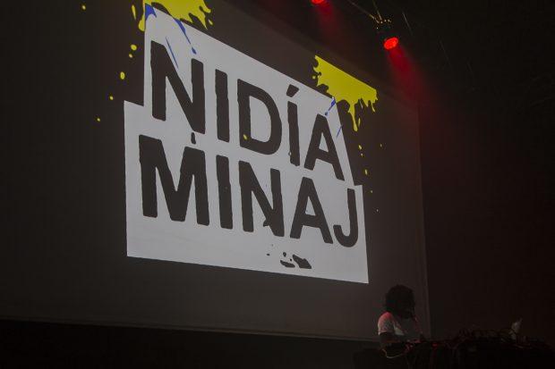 Nidia Minaj en el festival 'She Makes Noise'. Foto: Patricia Nieto Madroñero
