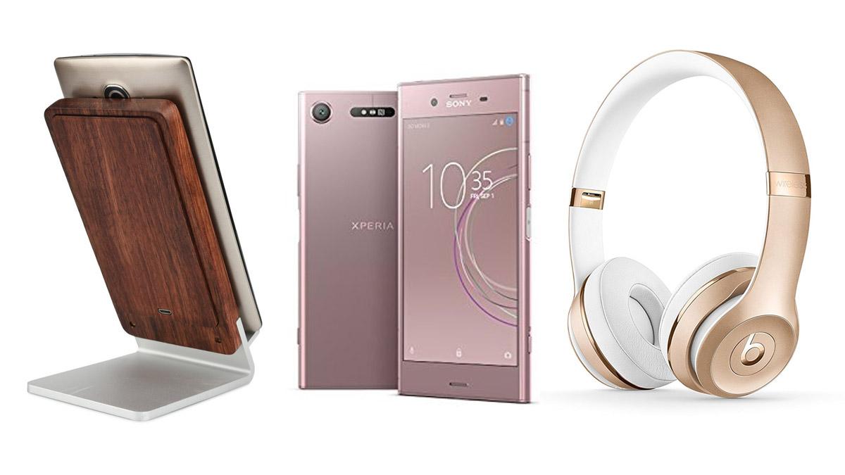 ¿Quién dijo que la tecnología estaba reñida con la moda? Te presentamos seis dispositivos con las mejores prestaciones y el estilo más actual