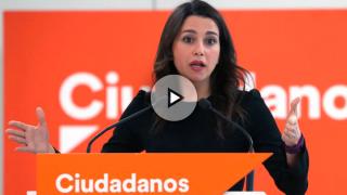 La portavoz de Ciudadanos, Inés Arrimadas (Foto: Efe)