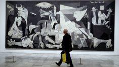 Guernica de Picasso en el Museo Reina Sofía