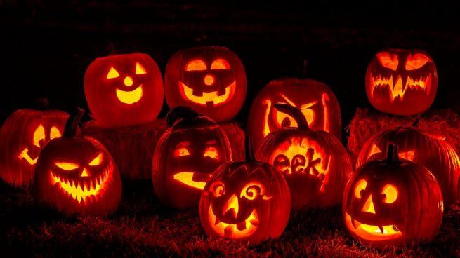 Calabazas En Halloween Origen Del Simbolo De Halloween Por Excelencia - Calabaza-hallowen