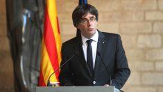 El expresidente de la Generalitat, Carles Puigdemont (Foto: Efe)