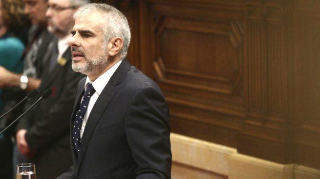 Ciudadanos descarta optar a la Presidencia del Parlament y el Govern «por el portazo de Podemos»