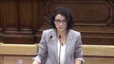 Eva Granados, portavoz del PSC en el Parlament. (PSC)