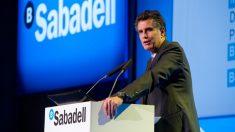 Jaume Guardiola, CEO de Banco Sabadell (Foto. Sabadell)
