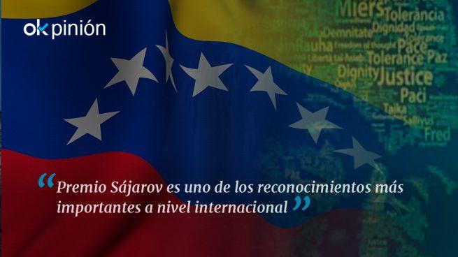 Premio Sájarov: un reconocimiento a la dignidad de los venezolanos