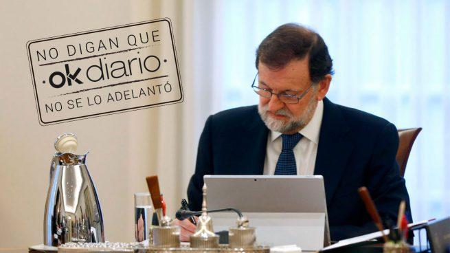El Gobierno destituye a Puigdemont y todo su Govern