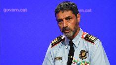 El mayor de los Mossos d'Esquadra, Josep Lluís Trapero. (Foto: AFP)