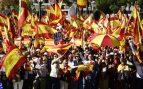 Multitudinaria manifestación en Colón por la unidad de España