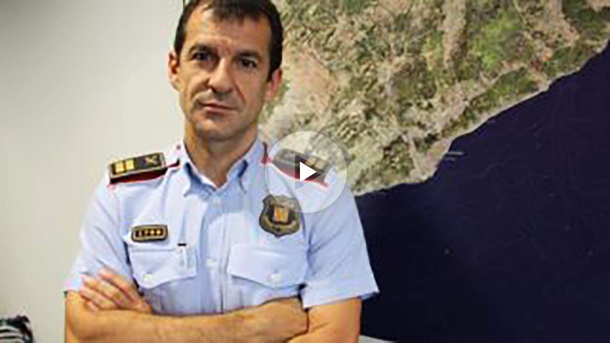 El nuevo jefe de los Mossos, Ferran López.