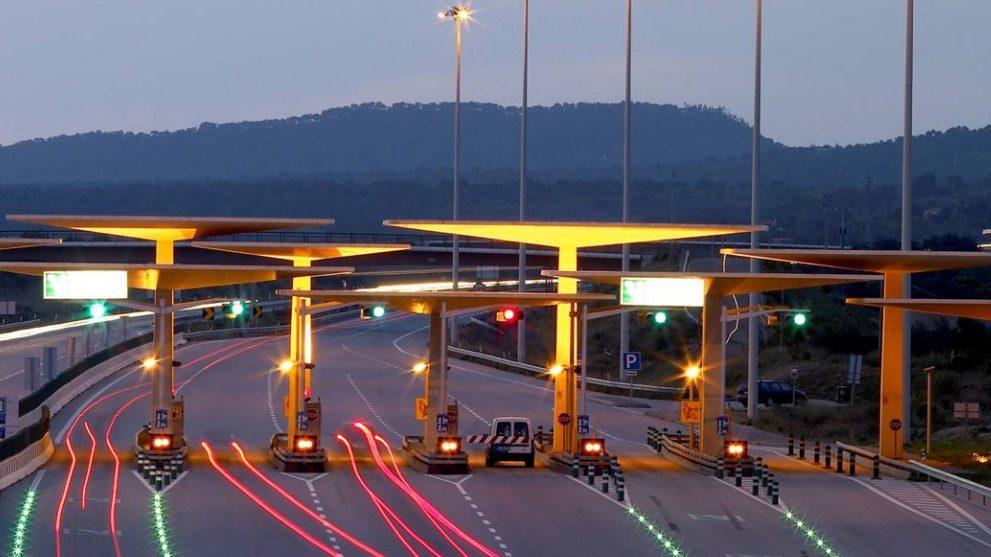 Autopistas de peaje