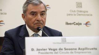 Javier Vega de Seoane, presidente de Círculo de empresarios (Foto. Círculo de Empresarios)