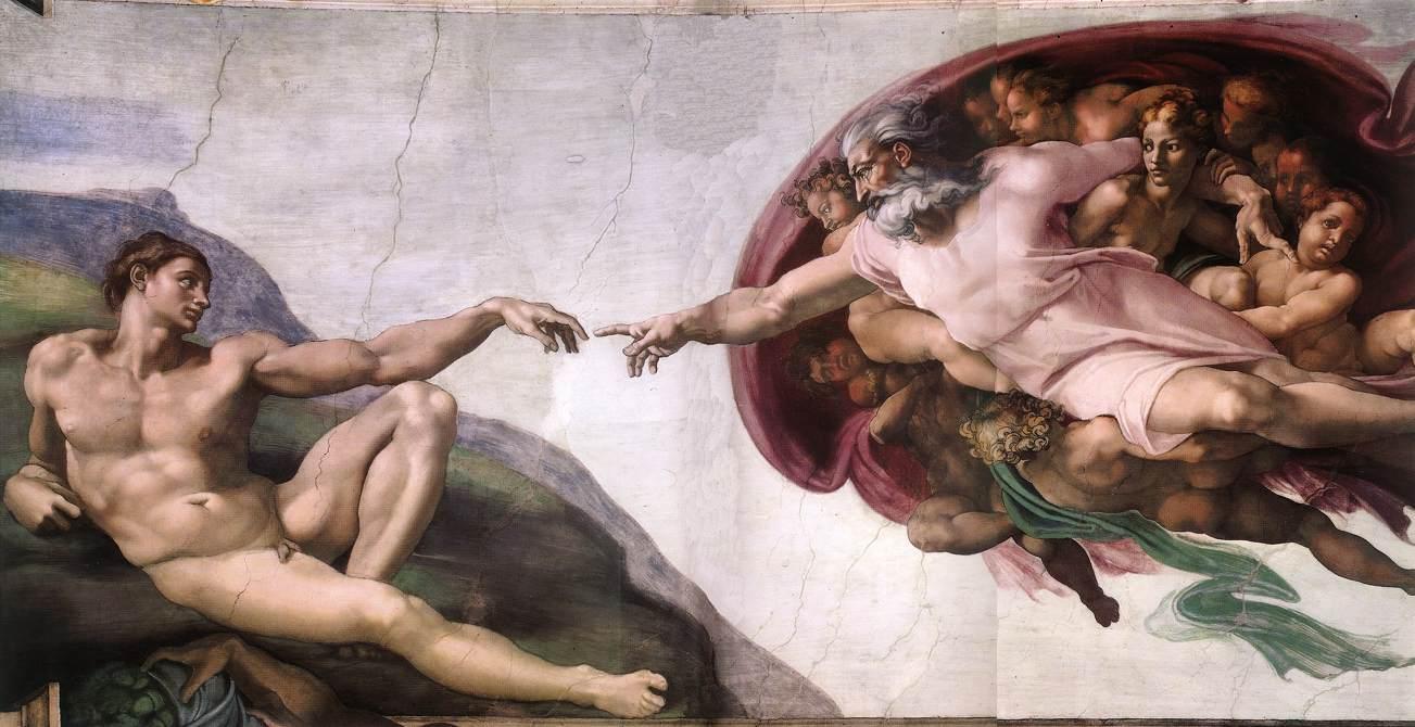 La Capilla Sixtina es una capilla del Palacio Apostólico de la Ciudad del Vaticano, la residencia oficial del papa.