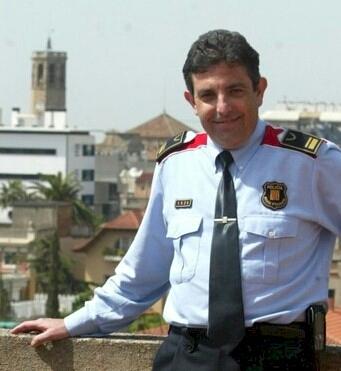 Intendente de la comisaría de Hospitalet Josep Lluís Grassa