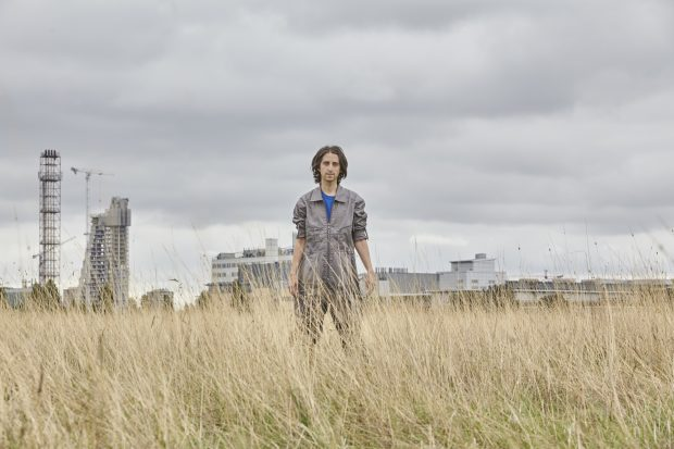 James Holden actuará en el festival MIRA