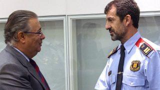 Juan Ignacio Zoido y Ferran López (Foto: EFE)