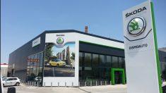 Concesionario Skoda (Foto. Skoda)