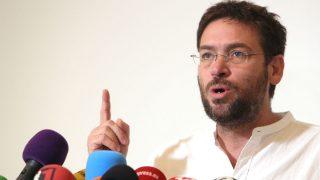 El secretario general de Podem, Albano-Dante Fachin (Foto: Efe)