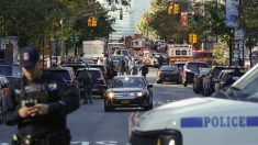 Atentado en Manhattan (AFP)