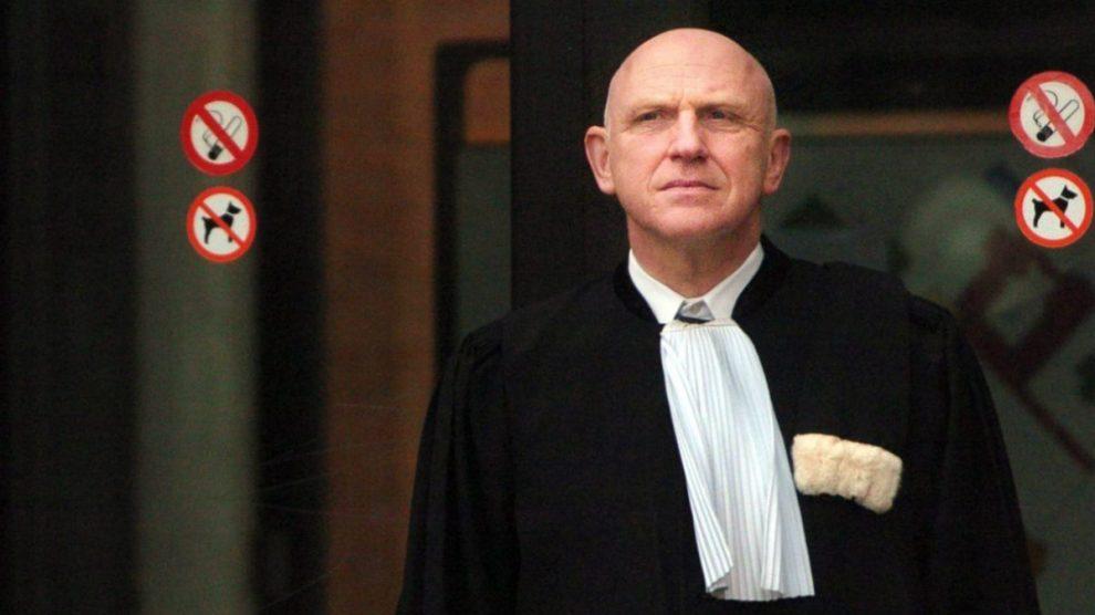 Paul Bekaert, el abogado de ETA y de Carles Puigdemont en Bélgica.