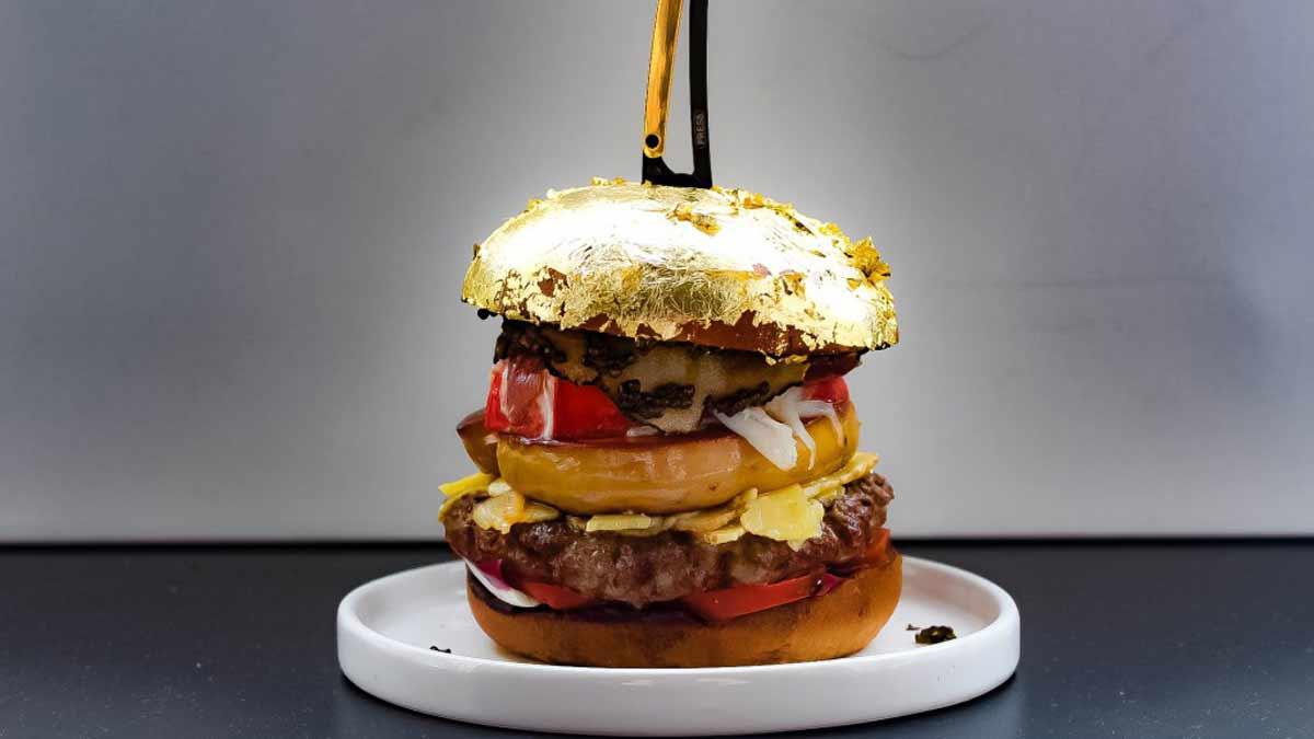 David Buik crea la hamburguesa más cara del mundo
