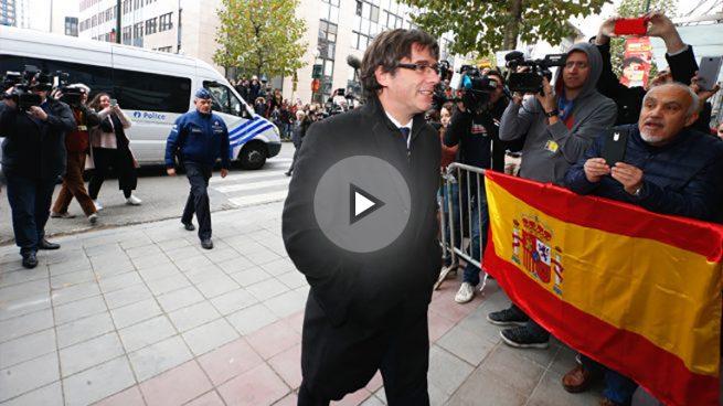 Puigdemont quiere ser interrogado por videoconferencia sin moverse de Bélgica