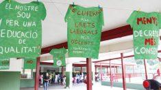 Centro educativo público en Baleares. (Foto: FNCB)