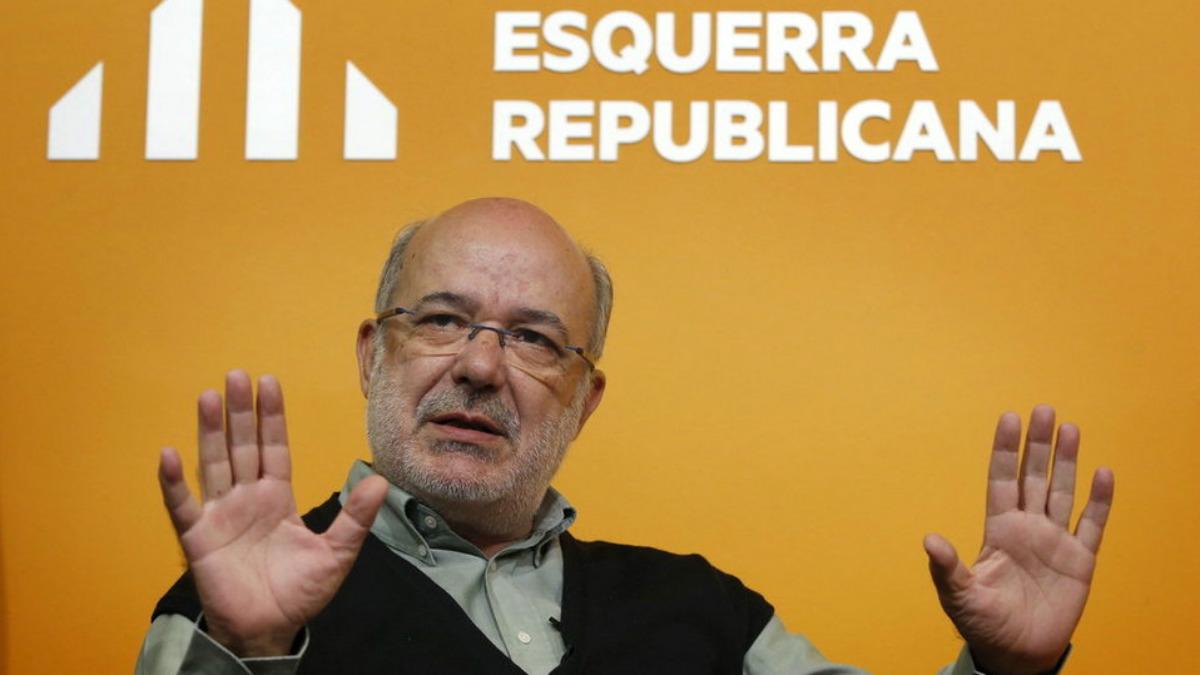 El ex eurodiputado de ERC Josep Maria Terricabras.
