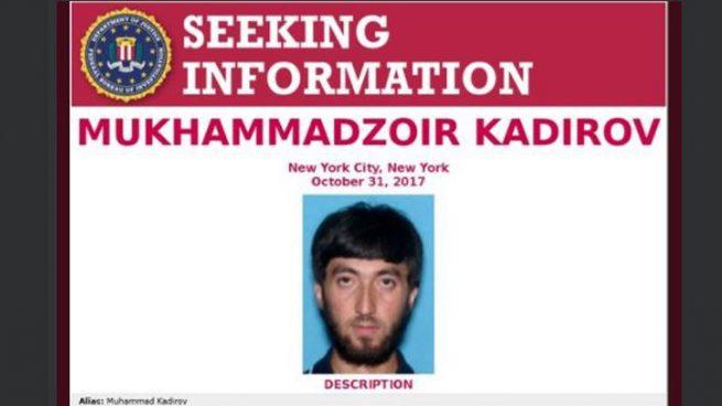 El FBI anuncia haber encontrado a un segundo uzbeko buscado por el atentado en Nueva York
