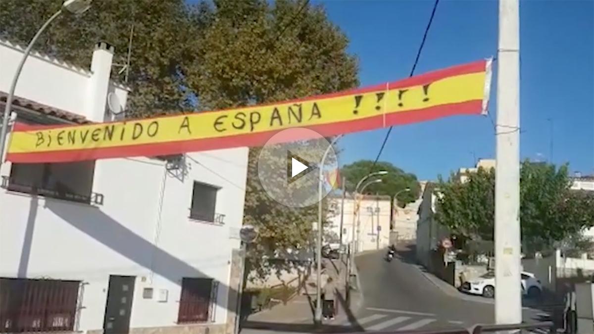 OkDiario se desplaza a Vila-Roja el pueblo más español de Cataluña.