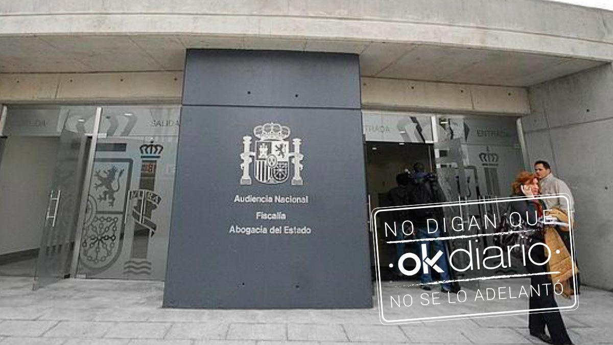 Sede de la Audiencia Nacional.
