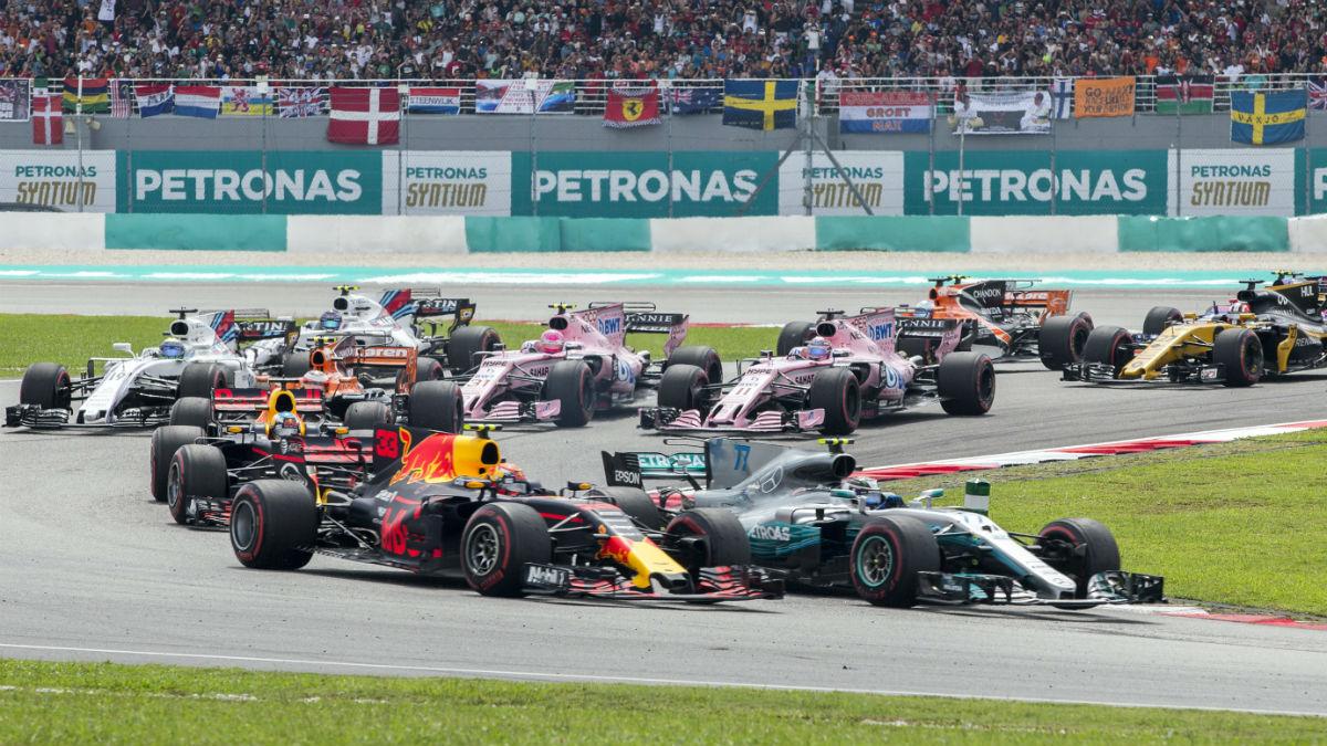 La Fórmula 1 contará desde 2021 con unos motores más baratos, sencillos y ruidosos con los que se busca aumentar el espectáculo. (Getty)
