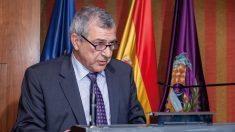 Juan Santamera, presidente del Colegio de Ingenieros de Caminos (Foto. Colegio Ingenieros de Caminos)