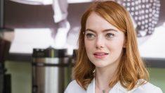 Emma Stone ha protagonizado este año el éxito de taquilla 'La la land'.