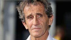 Alain Prost ve ridículo hablar de los posibles siete títulos mundiales de Lewis Hamilton cuando el británico acaba de conseguir 'tan solo' el cuarto. (Getty)