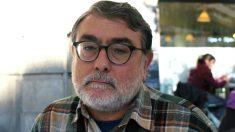 Carles Sastre, fundador del grupo terrorista Terra Lliure y actual secretario general de Intersindical CSC.