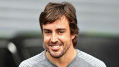 La participación de Fernando Alonso en las 24 horas de Daytona se convertirá en 2018 en otro de los desafíos que prueba el asturiano fuera de la Fórmula 1. (Getty)