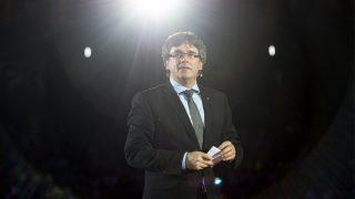 Carles Puigdemont en una reciente imagen.
