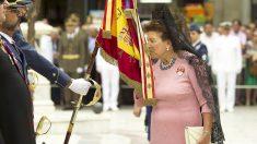 Jura de bandera. (Foto: Ministerio de Defensa)