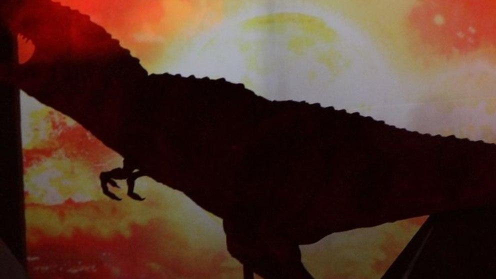 Todos tenemos la imagen del Tyrannosaurus rex, uno de los dinosaurios más conocidos.