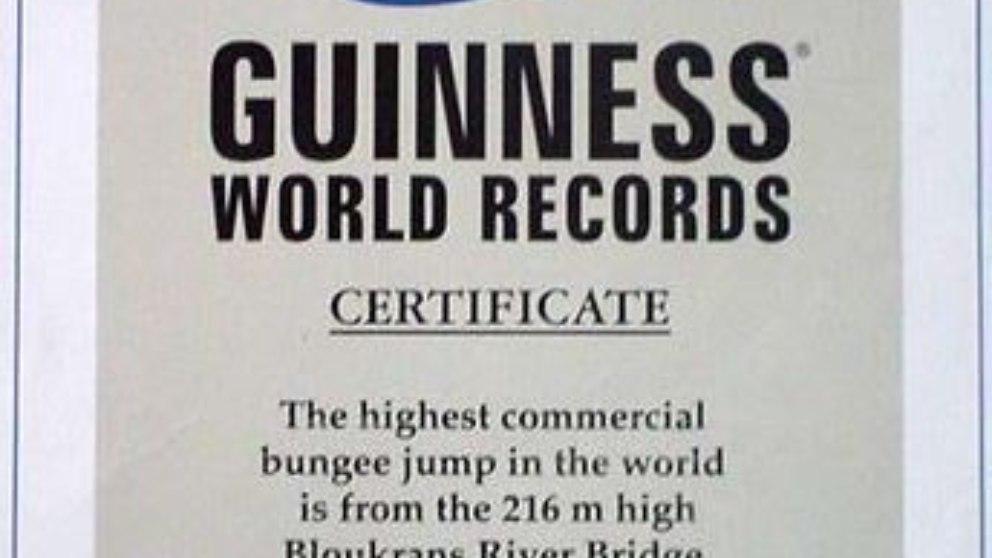 Guinness World Records lleva registrando récords mundiales desde 1955.