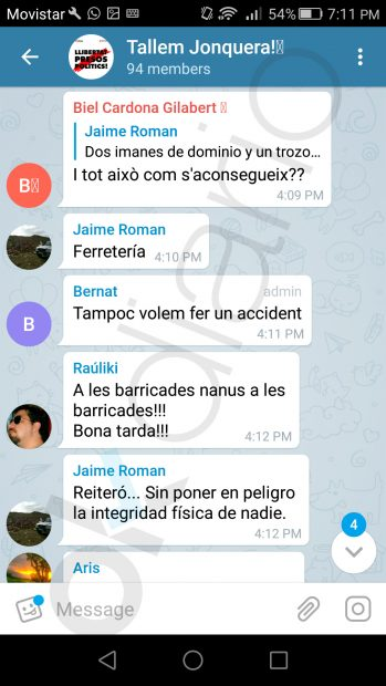 Pantallazo 5 planes de boicot Renfe en la Junquera