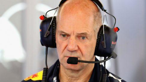 Adrian Newey, responsable del diseño del Williams de 1994, ha declarado que siempre se sentirá en parte resposanble de la muerte de Ayrton Senna. (Getty)