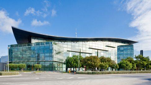 Sede corporativa del CZFB en la avenida Parc Logístic de la Zona Franca (Foto:Consorcio de Barcelona)
