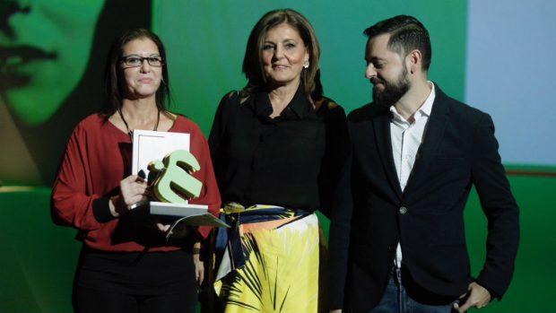 Clece premia la lucha contra la violencia de género en la III Edición de los 'Premios Compromiso'