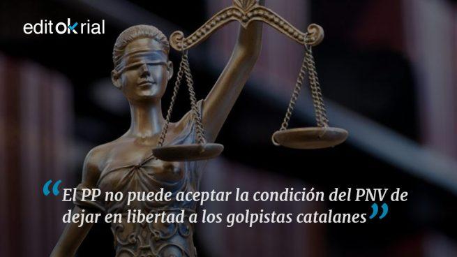 Con la Justicia no se mercadea