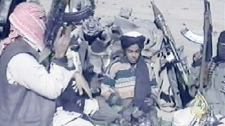 Hamza bin Laden. (Foto: AFP)
