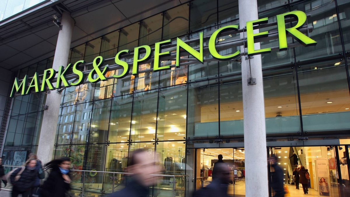 Marks & Spencer (Foto. M&S)