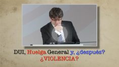 CiudadanOK: Si no hay independencia, ¿habrá violencia?